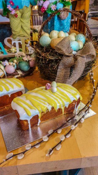 Easter Lemon Drizzle