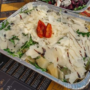 Old Barracks Pear, Rocket & Parmesan Salad