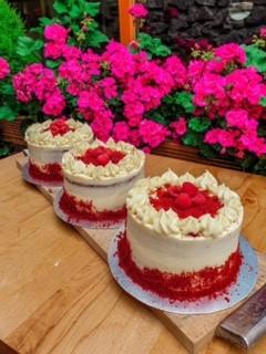 RED Vel cake